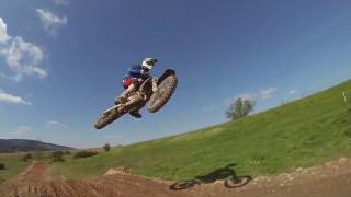 MX Vogelwaid Training 2017