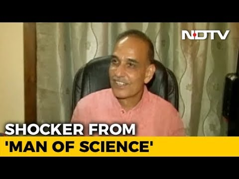 Top Scientists Unanimously Condemn Union Minister's Anti-Darwin Remark