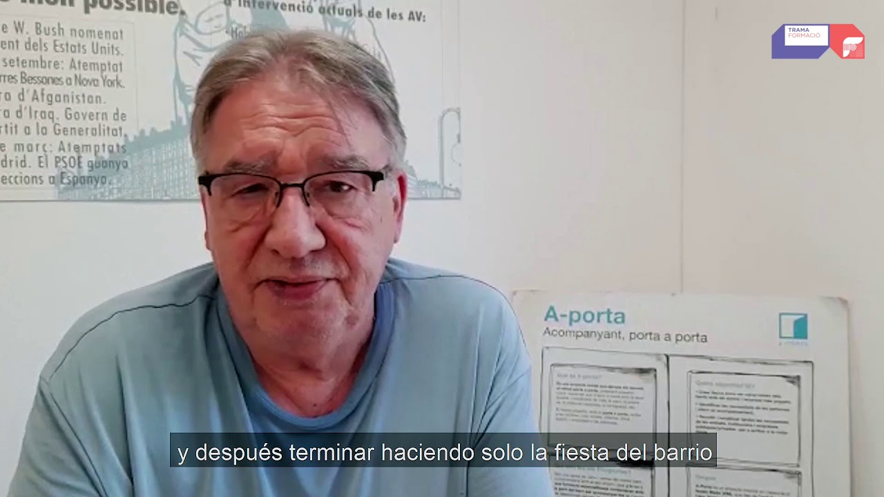 Trama/ Pep Martí