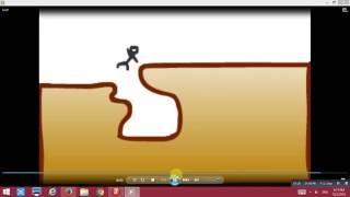 Macromedia Flash 8 - Basic animation tutorial (for beginners)