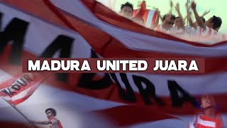 Madura United Juara - Official Music Video 2016