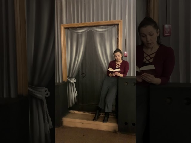 Юлия Одинцова читает произведение «Проводы» (Бунин Иван Алексеевич)