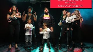 Baby Swag Behind the Swag​​​ | That Chick Angel TV​​​