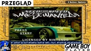 Przegląd Game Boy Player #11 (PL) - Need for Speed Most Wanted