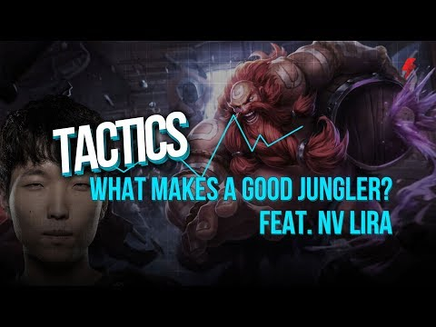 What makes a good jungler? A breakdown of why LirA is so highly praised