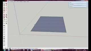 Урок 2. Проектирование дома в SketchUp
