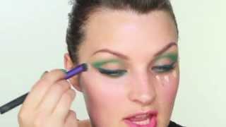 Emerald Eye Makeup Tutorial