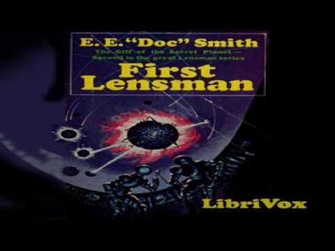 First Lensman | E. E. Smith | Science Fiction | Talking Book | English | 3/7