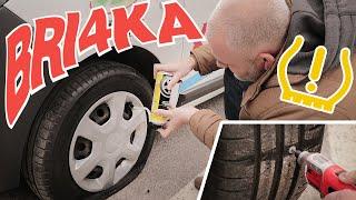 Спуканата гума - проблем в нашия живот | Bri4ka.com