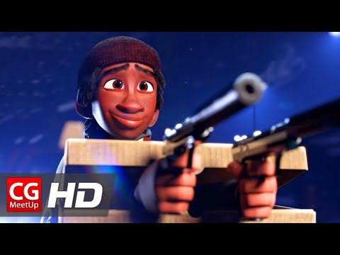 """CGI Animated Short Film: """"The Box Assassin"""" by Jeremy Schaefer 