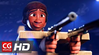 "CGI Animated Short Film: ""The Box Assassin"" by Jeremy Schaefer 