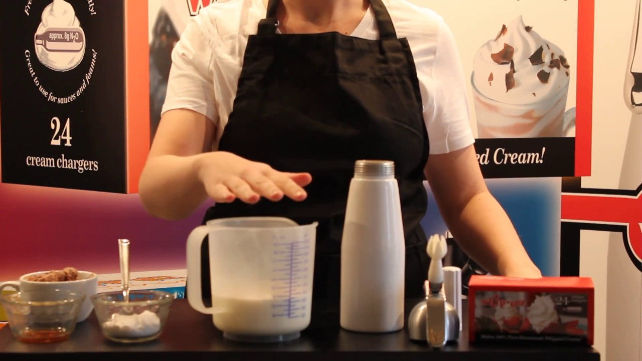 Best Whipped Cream Dispenser