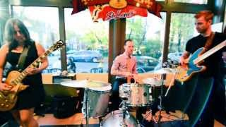 JW Jones Blues Band at the Blues City Deli - French Toast