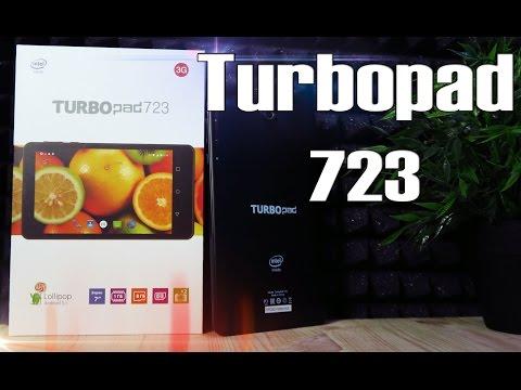 Turbopad 723 - Обзор