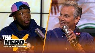 Nate Robinson: Kawhi Leonard looks 'unstoppable', praises Jokic, talks KD & LeBron   NBA   THE HERD