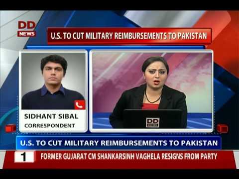 US withholds $350 million aid to Pakistan