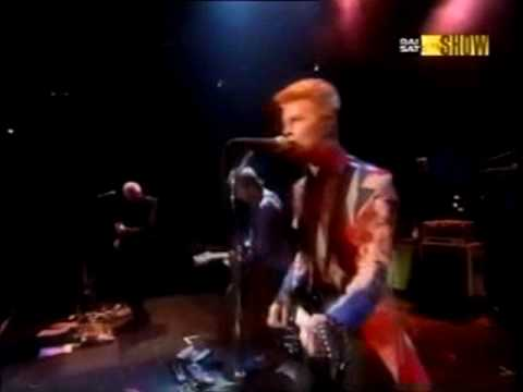 DAVID BOWIE &  SONIC YOUTH - I'm Afraid Of Americans