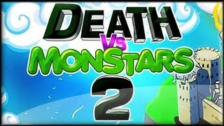Death vs Monstars 2 - Game preview / gameplay