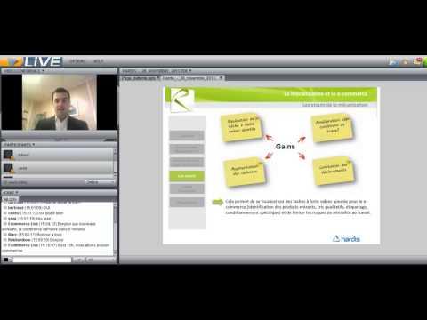 La mécanisation et le e-commerce