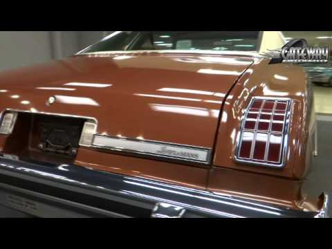1974 Pontiac Luxury Lemans for sale at Gateway Classic Cars in our St. Louis, MO showroom