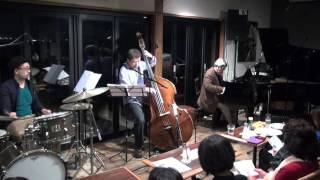 Swan Lake ( Tchaikovsky ) Jazz Piano Trio at 主音求 Ⅱ , 白鳥の湖 ピアノトリオ