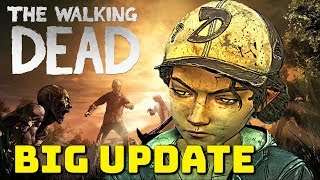 """The Walking Dead:Game Update Announcement - """"Walking Dead Skybound Games"""""""