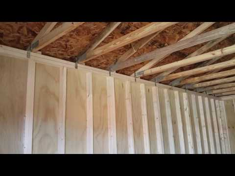 14x24 Utility Building