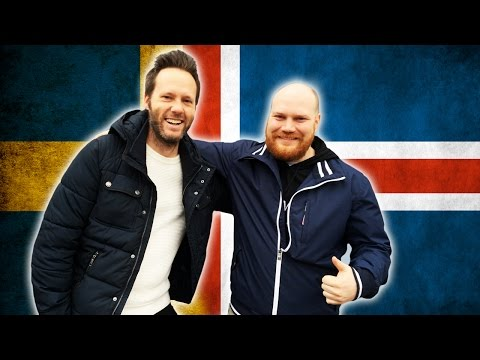 SWEDISH VS ICELANDIC - Language Challenge
