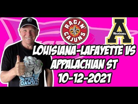 Louisiana vs. Appalachian State odds: 2021 college football picks ...