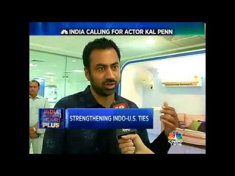 India Calling For Actor Kal Penn