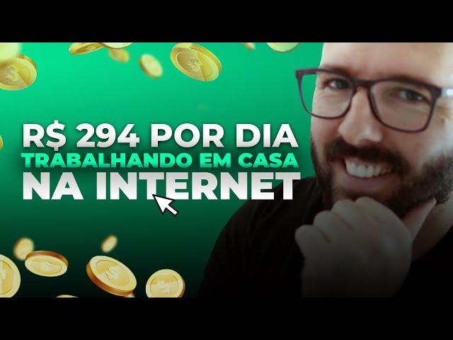 20 IDEIAS TRABALHAR EM CASA PELA INTERNET | Melhores, Mais Simples e Mais Rápidas (Renda Extra)