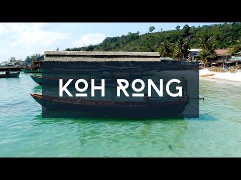 Koh Rong, Cambodia   TRAVEL VLOG