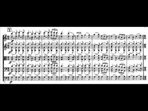 St. Pauls Suite Gustav Holst 1. Jig