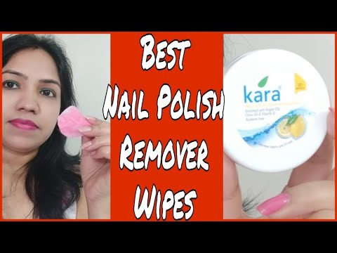 best-nail-polish-remover-wipes