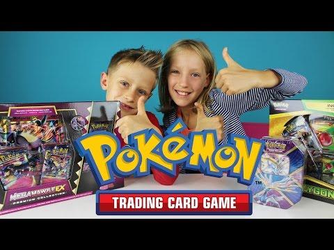 POKEMON Rare EX Trading Cards