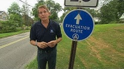 Are You in a Evacuation Zone?