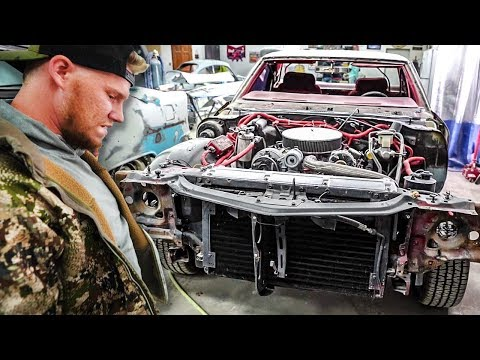 Someone TORE my Car Apart!! (My El Camino Build)
