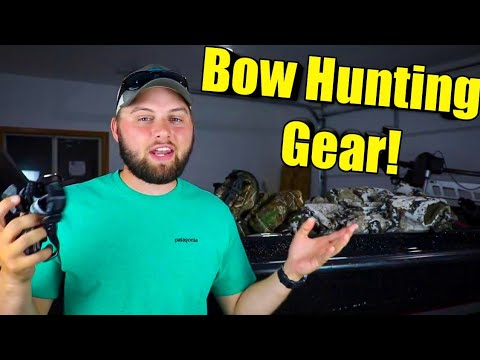 Bow Hunting Gear List! (Things You NEED ) 2019