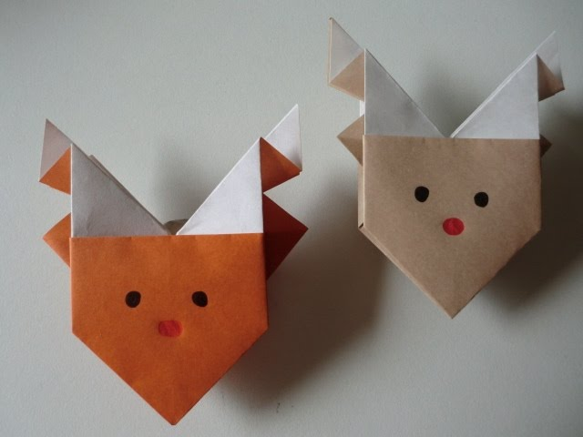 Origami Winter Images