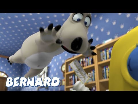 Bernard Bear | The Vacuum Cleaner AND MORE | 30 min Compilation | Cartoons for Children