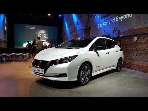 Nissan Leaf 40 kWh Q&A with Chief Engineer