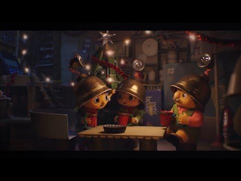 Aprovecho el consejillo de hoy para felicitar y decicar a todas esas personas que trabajan de cajeros/as en las tiendas y centros comerciales unas felices fiestas. Detrás de cada una de esas personas que nos sirven, hay una gran historia. A pesar de ser estas fiestas bastante atípicas con la pandemia, todos necesitamos compañía.A ver si le podemos alegrar la vida a alguien. Finn | CGI Christmas film, CGI 3D Animated Short Film by Passion Pictures