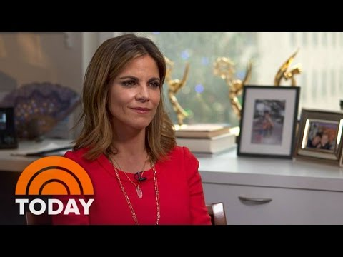 Natalie Discusses Miscarriage During Long Island Medium's Reading | TODAY