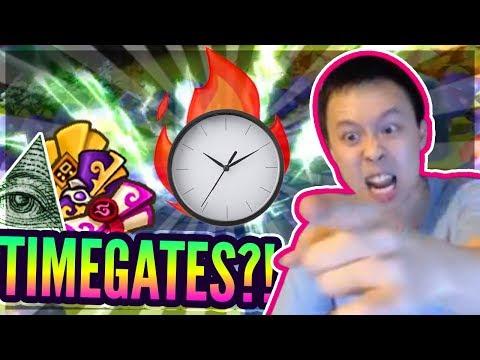 Weirdest LUCK Ever! - Do Summon Time Gates Exist?! - Summoners War