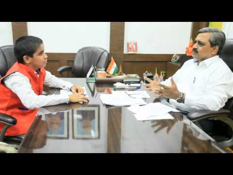Interview of Satish Upadhyay, Presenter- Utkarsh Upadhyay NYS