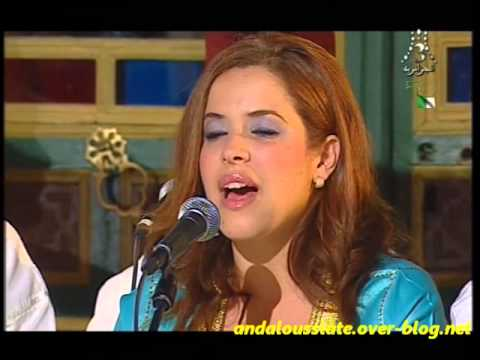 Sanaa Marahati à la télévision algérienne (2): Lagh'zal Fatma