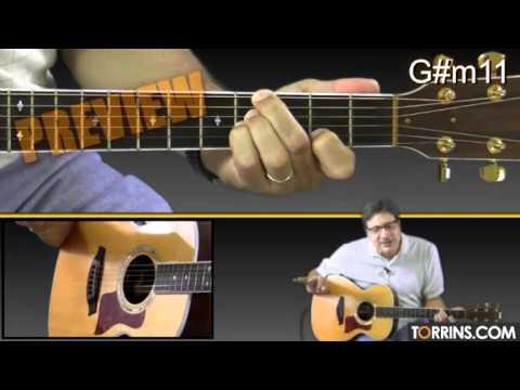 I Love You Guitar Lesson PREVIEW (Bodyguard)