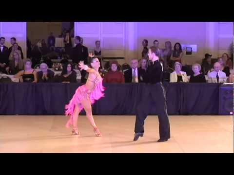 2011 American Star Ball Pro Latin Part 1