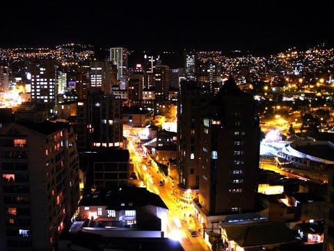 Bolivia y sus Mayores Ciudades HD 2015