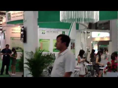 Organic Herb Inc. in CPhI Shanghai 2012